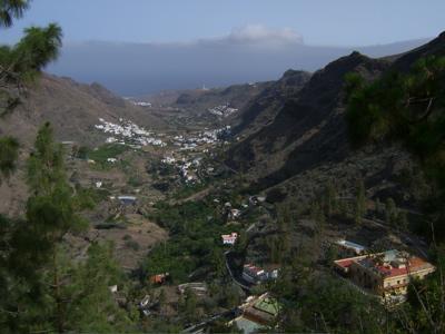 Foto, Valle de Agaete
