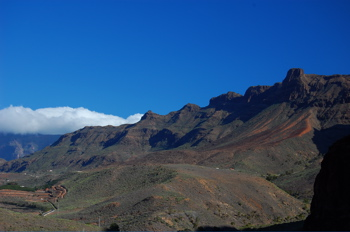 Trekking zum Amurga, Gran Canaria