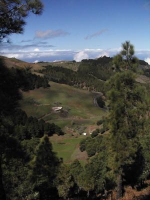 Wandern nach Pinos de Galdar im Norden von Gran Canaria