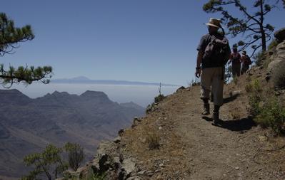 Single Wanderung im Südwesten von Gran Canaria