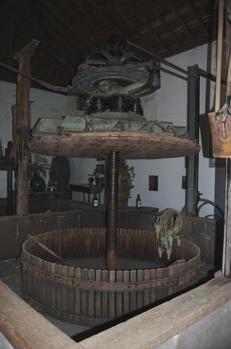 Weinpresse Gran Canaria