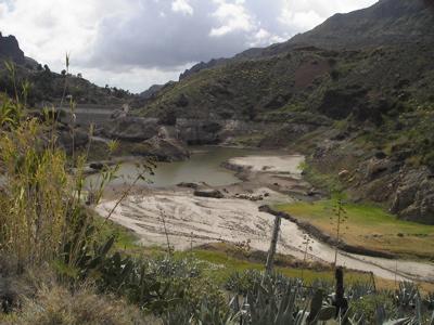 Wandern im Barranco de Tirajana auf Gran Canaria