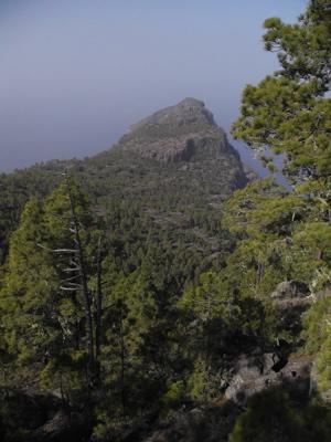 Wandern im Westen von Gran Canaria zum Roque Faneque