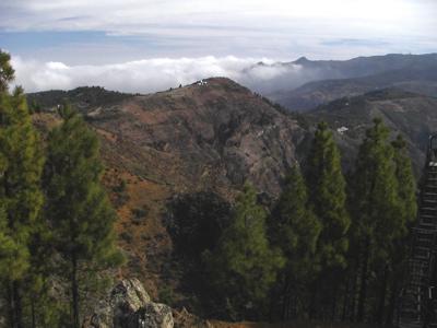 Wandern auf Gran Canaria zum Moriscos