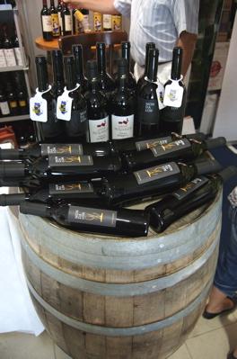 Wein Spezialitäten von Gran Canaria